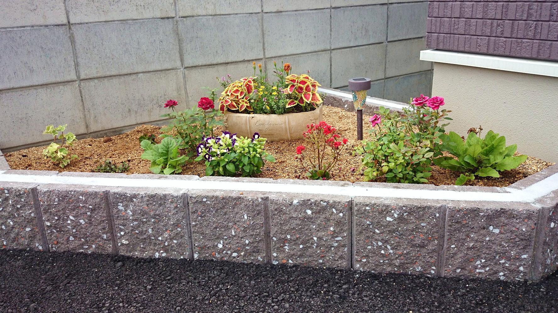 城西漢方花壇