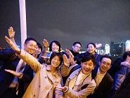 20171017長江ディナークルーズ