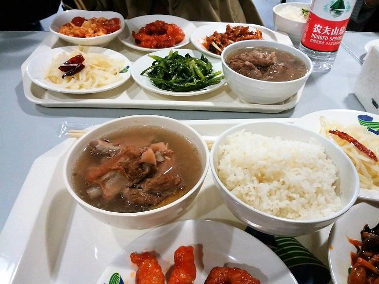 20171018社員食堂昼食2