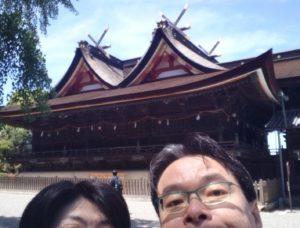 吉備津神社本殿+2